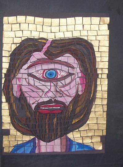 Grade 10 Byzantine Mosaics