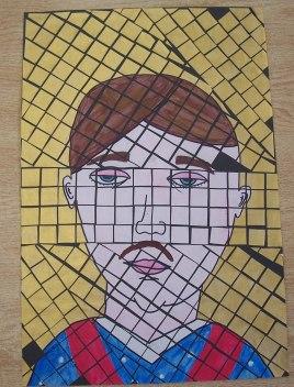 Grade 10 Byzantine Mosaic