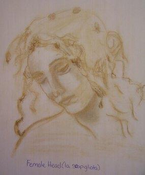 Grade 10 Figural Sketch