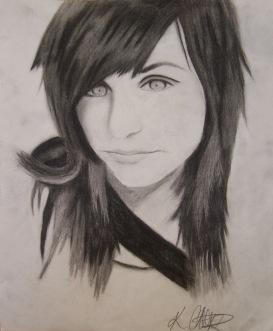 BCC Art Grade 11 Portrait Drawing