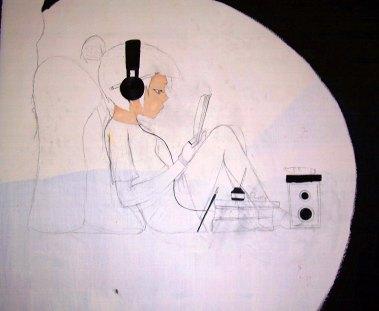 Grade 10 Mural Design