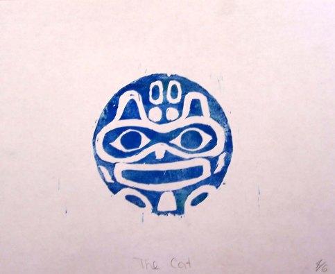 Grade 10 West Coast Traditional Print