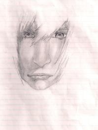 Grade 11 Portrait Drawing