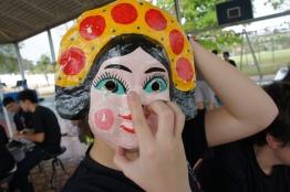 Little Hanoi - Mask Making