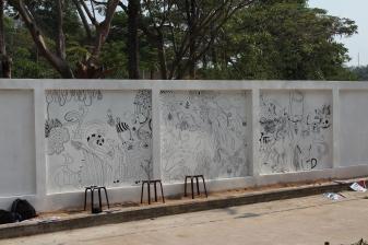 Microbo Mural