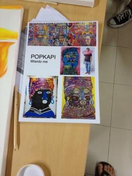 Popkapi - Thai Artist - Inspirations