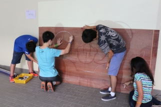 Wooden Sculpture - Transferring Ideas to Wood