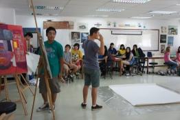 Splatter Workshop..Where do we start?