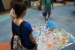 Splatter Workshop.. Now where do we display it?
