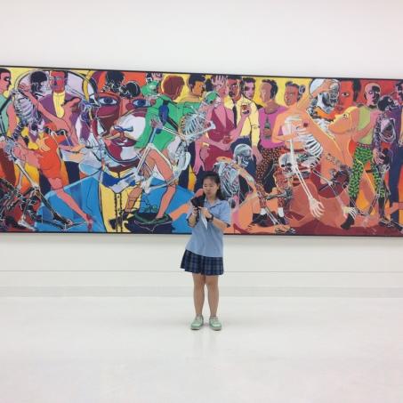 IB Art Trip, Bangkok, MOMA