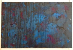 Sadness - Acyrlic Paint